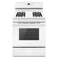 AGR6603SFW Amana 5.0 cu. ft. Free-standing Gas Range - White