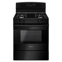 AGR6603SFB Amana 5.0 cu. ft. Free-standing Gas - Black
