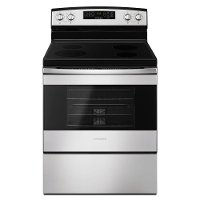 AER6603SFS Amana Electric Range - 4.8 cu. ft. Stainless Steel