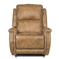 Saddle Brown 3 Motor Lift Chair- Devin
