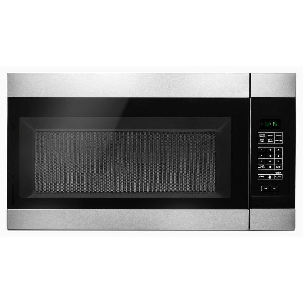 how to clean grease off stainless steel microwave