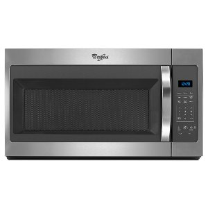 wmh31017fs whirlpool stainless steel 17 cu ft microwave oven - General Electric Microwave