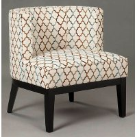Teal Barrel Accent Chair - Innovations