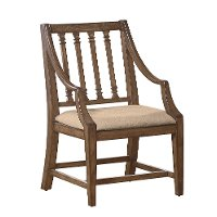 Magnolia Home Furniture Shop Floor Revival Arm Chair