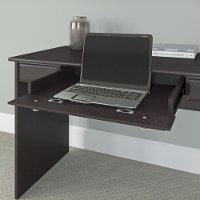 Espresso Oak Writing Desk (48 Inch) - Cabot