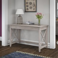 Gray 48 Inch Writing Desk - Key West