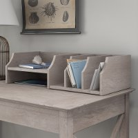 Gray Desktop Organizer - Key West