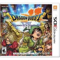 3DS CTR P AD7E Dragon Quest VII: Fragments of the Forgotten Past - Nintendo 3DS