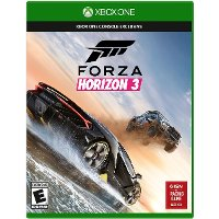 XB1 MIC PS7001 Forza Horizon 3 - Xbox One
