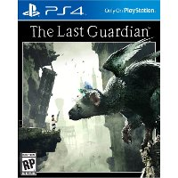 PS4 SCE 301387 The Last Guardian - PS4
