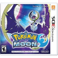 3DS CTR P BNEE Pokémon Moon - Nintendo 3DS