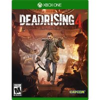 XB1 MIC 6AA001 Dead Rising 4 - XBOX One