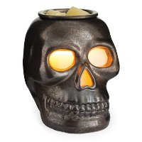 RWSKL/SKULL/WARMER Skull Illumination Fragrance Warmer