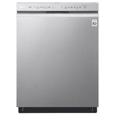 LDF5545ST LG Front Control Dishwasher - Stainless Steel