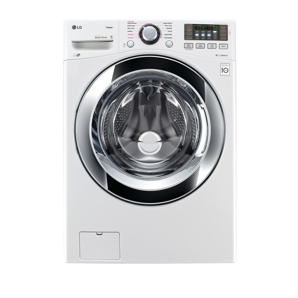 Rc Willey Lehi Ut: LG Electric Washer And Dryer Set - White