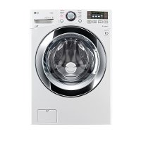 WM3670HWA LG Front Load Washer with Steam Technology - 4.5 cu. ft. White