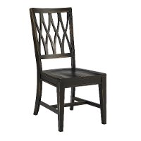 Magnolia Home Furniture Chimney Chair - Farmhouse