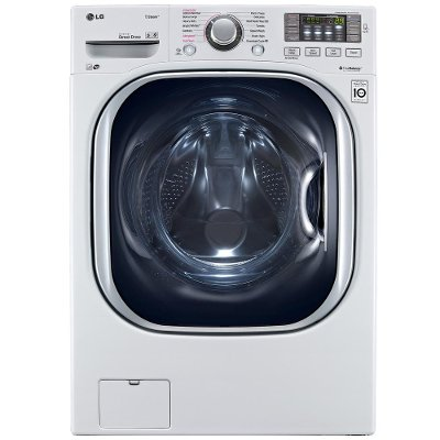 WM4370HWA LG Front Load Washer - 4.5 cu. ft. White