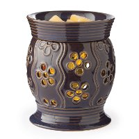 Bloom 2-in-1 Flickering Fragrance Candle Warmer - Candle Warmers
