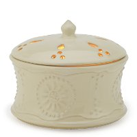 Cream Candle Aire Fragrance Warmer - Candle Warmers