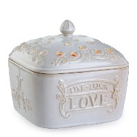 WCLLL/LIVE/LOVE/AIRE Live Laugh Love Candle Aire Fan Fragrance Warmer - Candle Warmers