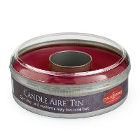 CT1040/APPLE/AIRETIN Spiced Apple 4oz Candle Aire Tin - Candle Warmers