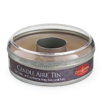 CT1205/CINNA/AIRETIN Warm Cinnamon Buns 4oz Candle Aire Tin - Candle Warmers