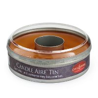 CT1740/PUPKN/AIRETIN Pumpkin Spice 4oz Candle Aire Tin - Candle Warmers