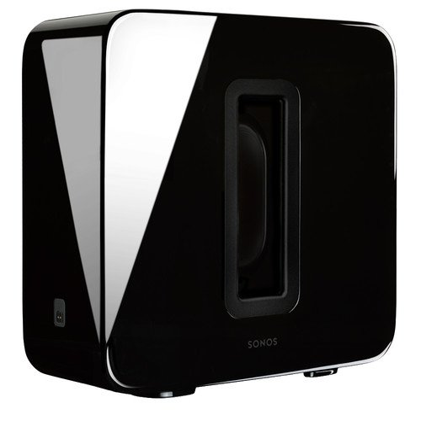 SUBG1US1BLK Sonos Wireless Subwoofer