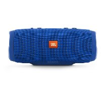 JBLCHARGE3BLUEAM JBL Charge 3 Waterproof Portable Bluetooth Speaker - Blue
