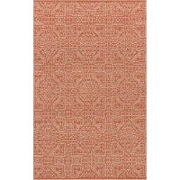Magnolia Home Furniture 3 x 5 Small Red Area Rug - Emmie Kay