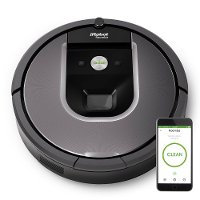 R960020 iRobot Roomba 960 WiFi Connected Robot Vacuum