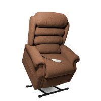 Curry Chaise Power Recliner Lift Chair