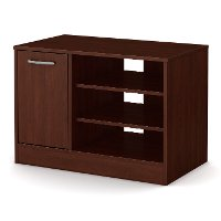 10409 TV Stand for TV's up to 42 Inch with Storage - Axess