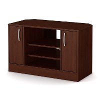 10410/ Corner TV Stand w/Doors for TVs up to 42 Inch - Axess