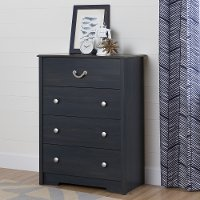 10417 Coastal Blue Chest of Drawers - Aviron