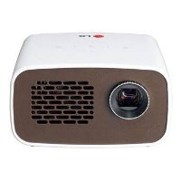 PH300 LG 720p Minibeam LED Projector with Embedded Battery and Built-in Digital Tuner