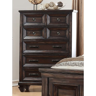 RC Willey sells beautiful chests of drawers for your bedroom