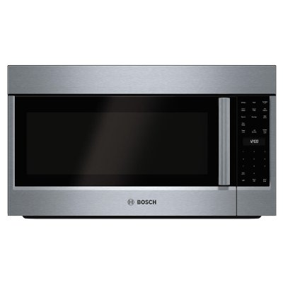 HMV5053U Bosch Over the Range Microwave - 2.0 cu. ft. Stainless Steel
