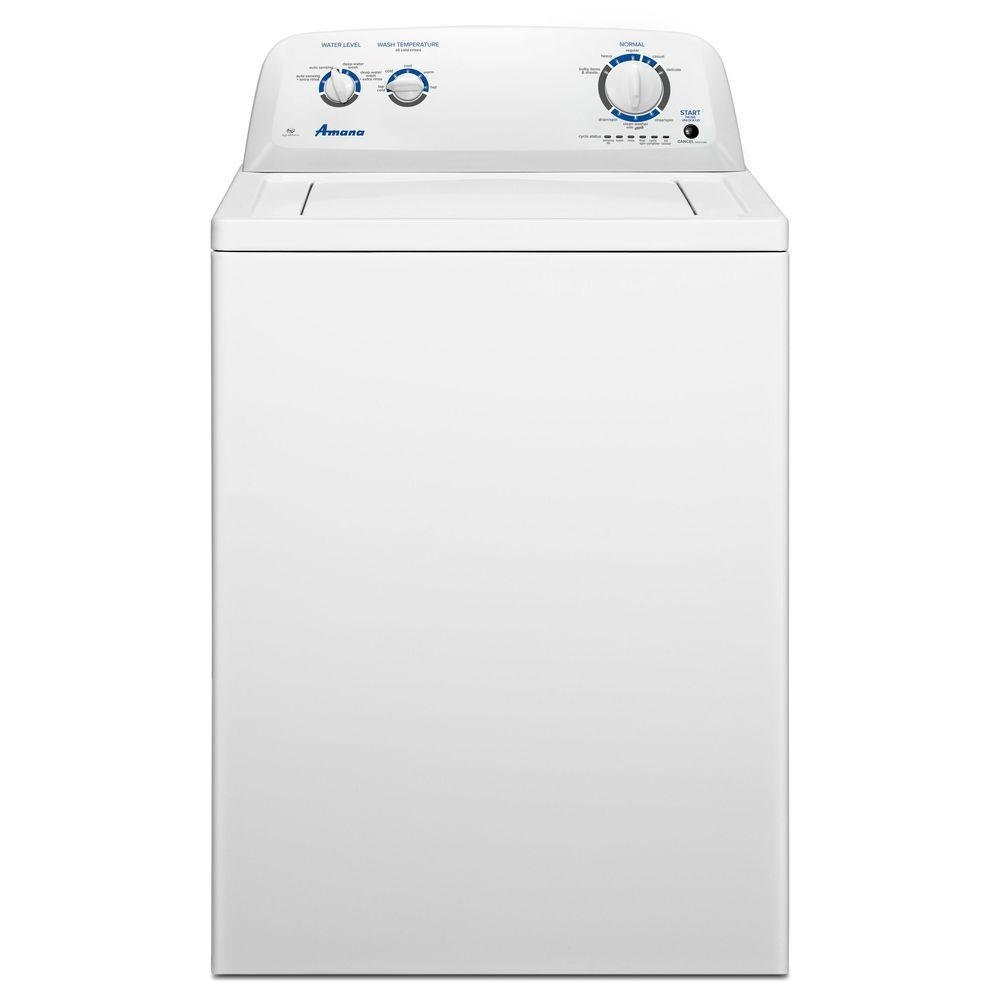 Amana Electric Washer And Dryer Set White Rc Willey