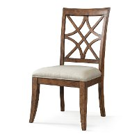 Clearance Coffee Dining Chair - Trisha Yearwood Collection