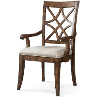 Clearance Coffee Arm Chair - Trisha Yearwood Collection
