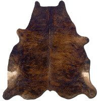Dark Cow Hide