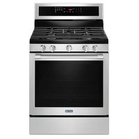 MGR8800FZ Maytag Gas Range - 5.8 cu. ft. Stainless Steel