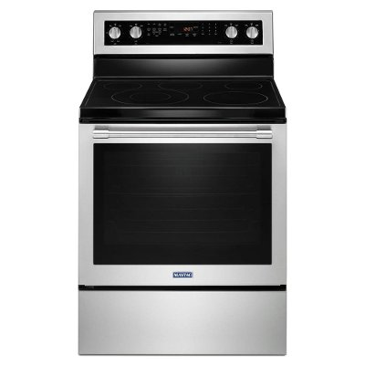 MER8800FZ Maytag Electric Range - 6.4 cu. ft. Stainless Steel