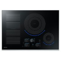 NZ30K7880US Samsung 30 Inch Smart Induction Cooktop - Stainless Steel