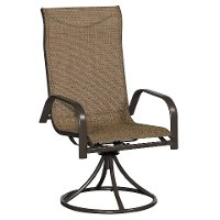 Outdoor Patio Swivel Chair - Mayfield