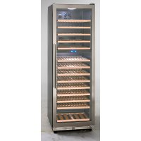 WCF154S3SD Avanti 154 Bottle Wine Cooler - Stainless Steel