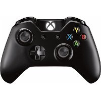 XB1 MIC 6CL001 Xbox One Wireless Controller - Black