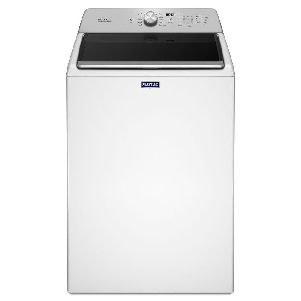 Rc Willey Dryer: Maytag Top Load Washer And Gas Dryer Pair - White